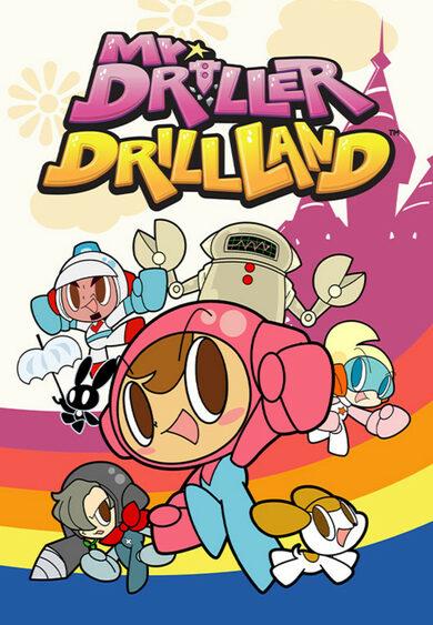 Mr. DRILLER DrillLand Steam Key GLOBAL