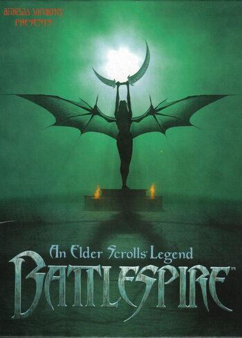 An Elder Scrolls Legend: Battlespire (PC) Gog.com Key GLOBAL