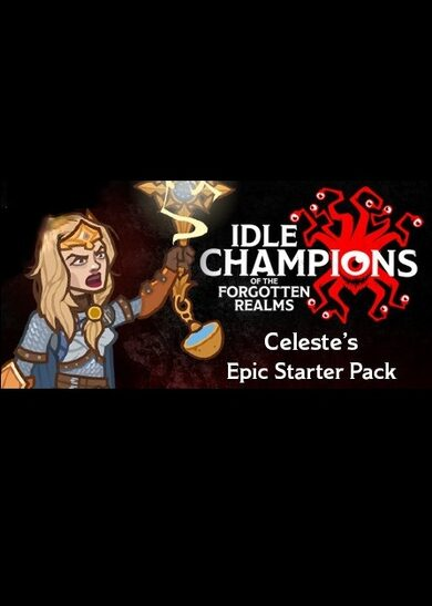 Idle Champions of the Forgotten Realms - Celeste's Starter Pack (DLC) Steam Key GLOBAL