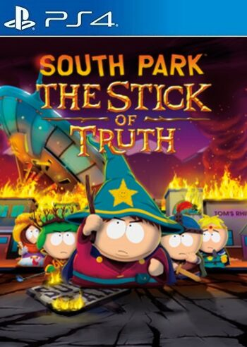 South Park: The Stick of Truth  PS4 (PSN) Key EUROPE