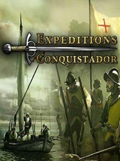 Expeditions: Conquistador Steam Key EUROPE