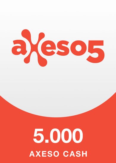 5000 Axeso Cash Key GLOBAL