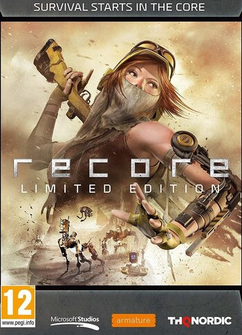 Recore - Limited Edition Steam Key GLOBAL