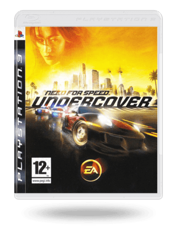 Need For Speed Undercover PlayStation 3