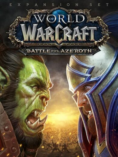 World of Warcraft Bundle (incl. Battle for Azeroth + World of Warcraft 60-day time card) Battle.net Key EUROPE