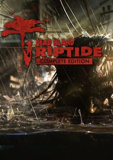 Dead Island: Riptide (Complete Edition) Steam Key EUROPE