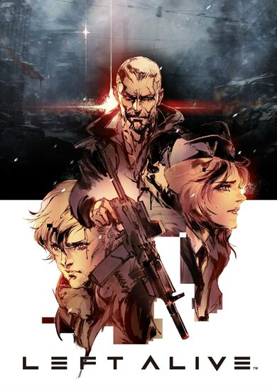 LEFT ALIVE Steam Key EUROPE