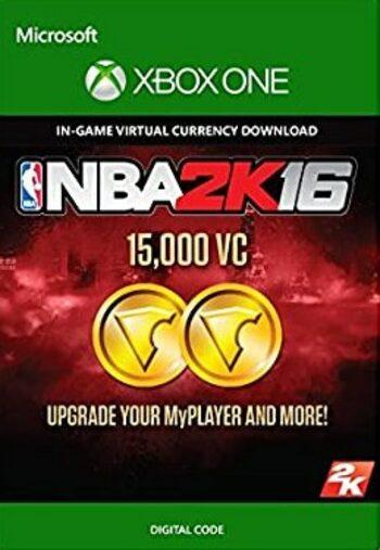 Buy NBA 2K16 - 15,000 Virtual Currency XBOX LIVE Key GLOBAL