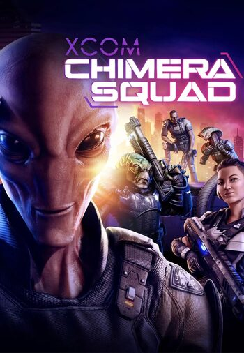XCOM: Chimera Squad Steam Key EUROPE