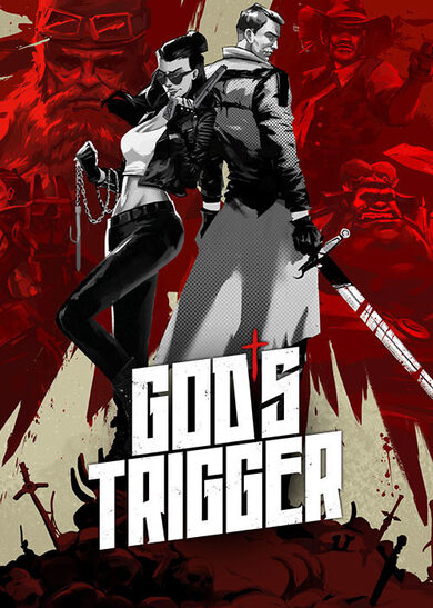 God's Trigger Steam Key EUROPE