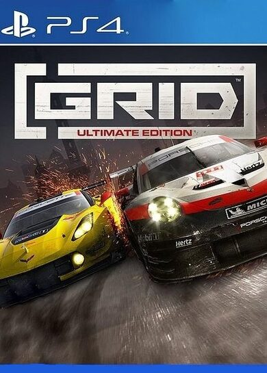 Grid (Ultimate Edition Upgrade) (DLC) (PS4) PSN Key GLOBAL