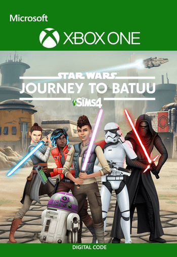 The Sims 4: Star Wars - Journey to Batuu Game Pack (DLC) XBOX LIVE Key UNITED STATES