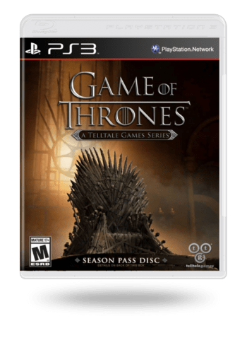 Game of Thrones - A Telltale Games Series PlayStation 3