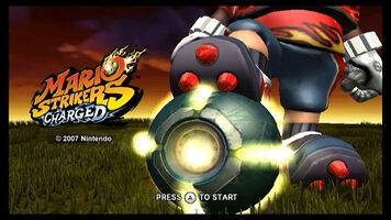 Redeem Mario Strikers Charged Wii