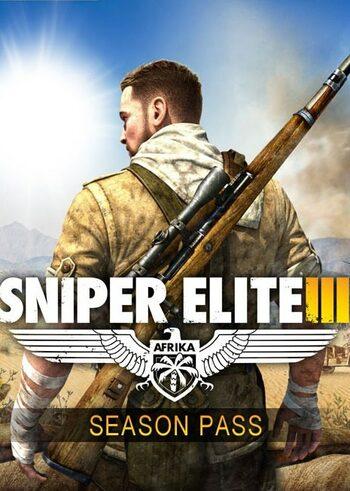 Sniper Elite 3 - Season Pass (DLC) Steam Key EUROPE