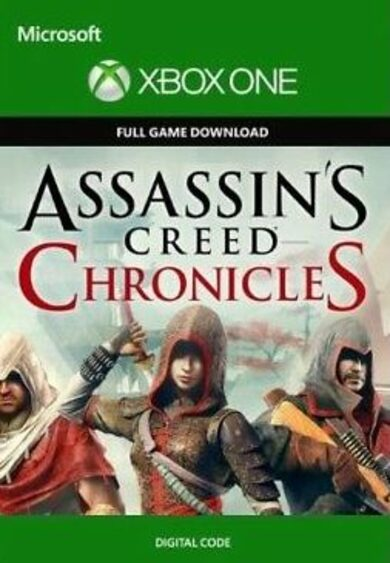 Assassin's Creed: Chronicles Trilogy (Xbox One) Xbox Live Key UNITED STATES