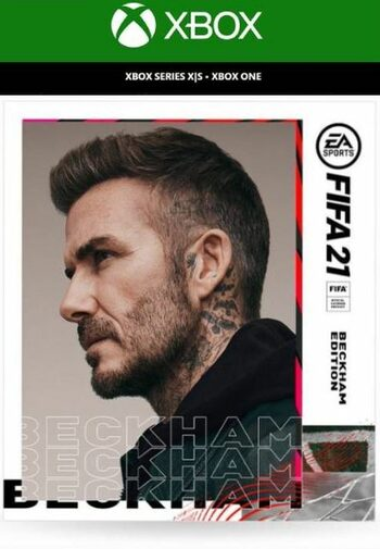 FIFA 21 Beckham Edition XBOX LIVE Key UNITED KINGDOM