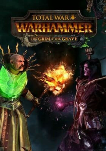 Total War: WARHAMMER - The Grim and the Grave (DLC) Steam Key GLOBAL