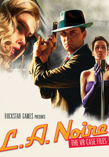 L.A. Noire: The VR Case Files [VR] Steam Key GLOBAL