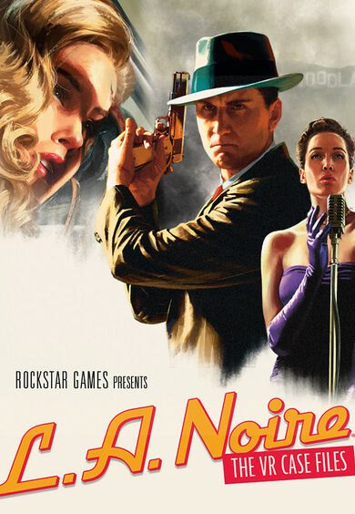 LA Noire The VR Case Files VR