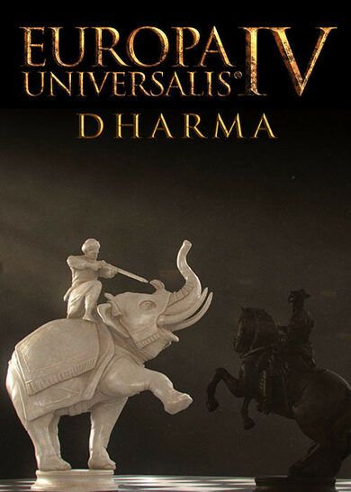 Europa Universalis IV - Dharma (DLC) Steam Key GLOBAL