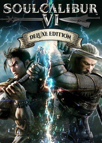 Soulcalibur VI (Deluxe Edition) Steam Key EUROPE