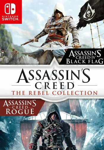 Assassin's Creed: The Rebel Collection (Nintendo Switch) eShop Key EUROPE