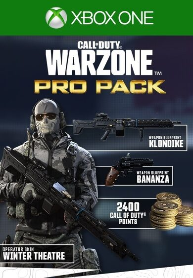 Call of Duty Warzone Pro Pack Xbox One