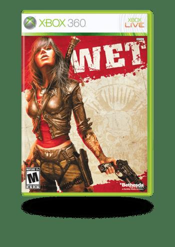 WET Xbox 360
