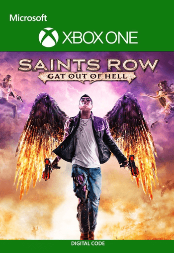 Saints Row: Gat Out of Hell XBOX LIVE Key UNITED STATES