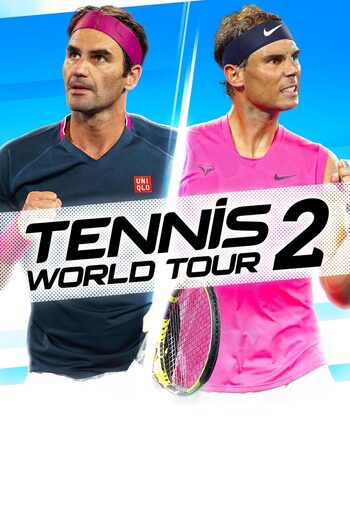 Tennis World Tour 2 Steam Key EUROPE