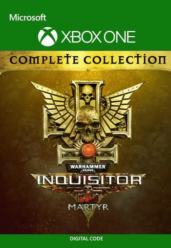 Warhammer 40,000: Inquisitor - Martyr Complete Collection (Xbox One) Xbox Live Key UNITED STATES
