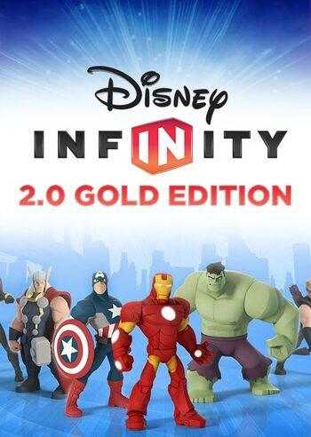 Disney Infinity 2.0: Gold Edition Steam Key GLOBAL
