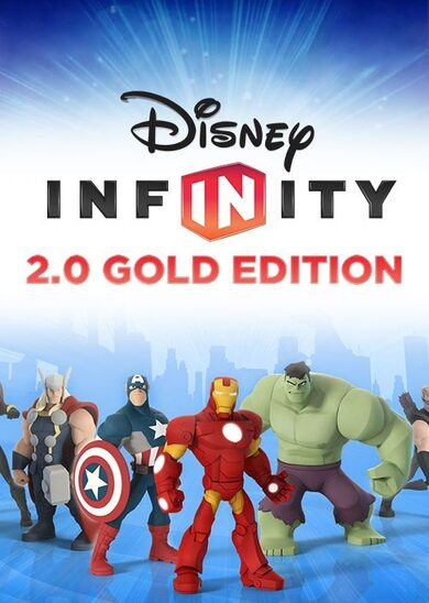 Disney Infinity 2.0: Gold Edition Steam Key GLOBAL