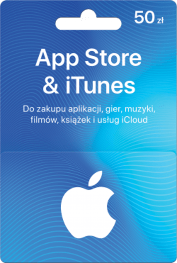 Apple iTunes Gift Card 50 PLN iTunes Key POLAND