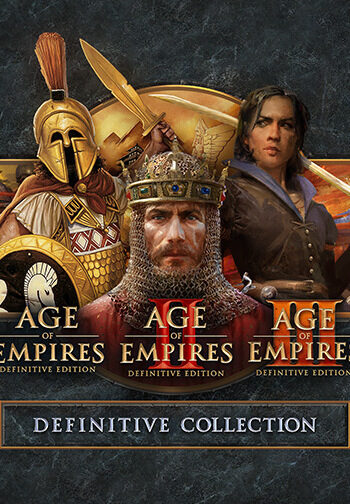 Age of Empires Definitive Collection Steam Key GLOBAL