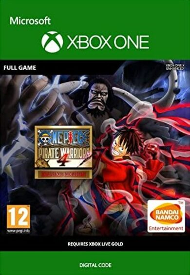 ONE PIECE: PIRATE WARRIORS 4  (Xbox One) Xbox Live Key GLOBAL