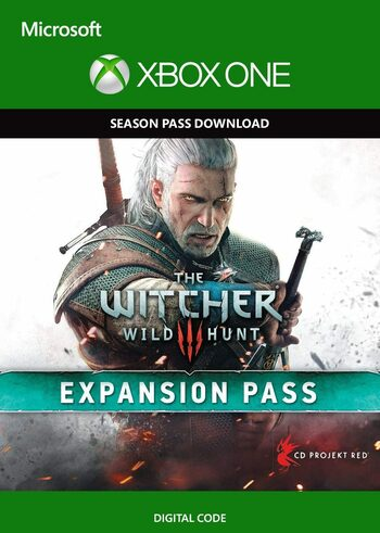 The Witcher 3: Wild Hunt - Expansion Pass (DLC) (Xbox One) Xbox Live Key UNITED STATES