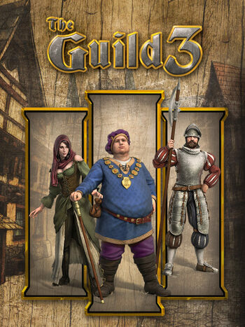 The Guild 3 Steam Key GLOBAL