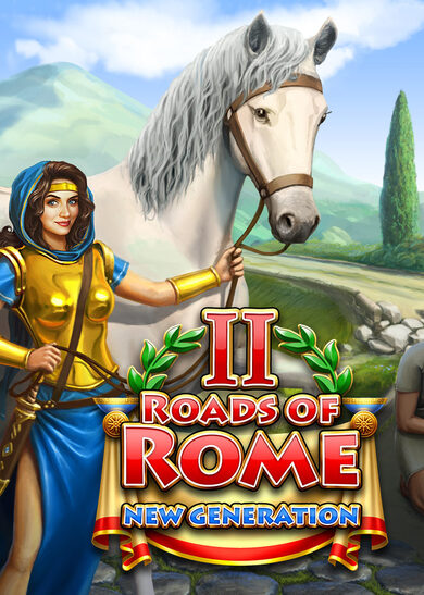 Roads of Rome: New Generation Steam Key GLOBAL