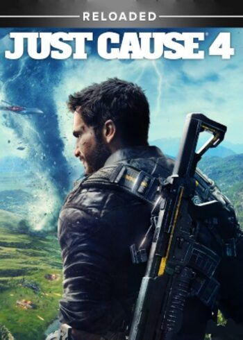 Just Cause 4 (Reloaded Edition) Steam Key GLOBAL