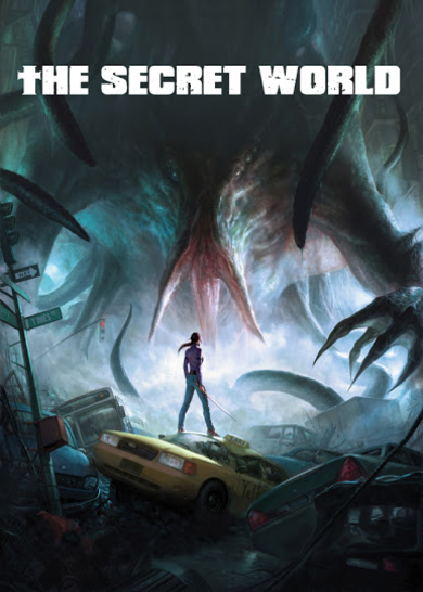 The Secret World Official website Key GLOBAL