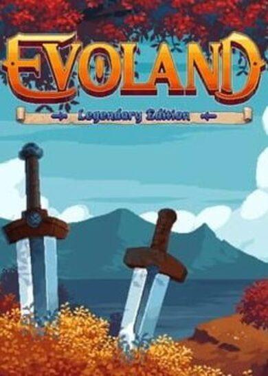 Evoland Legendary Edition Steam Key GLOBAL