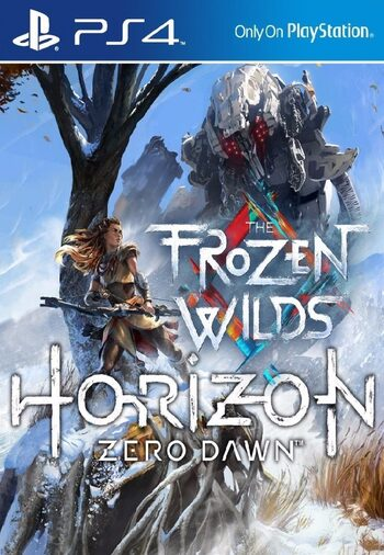 Horizon Zero Dawn: The Frozen Wilds (DLC) (PS4) PSN Key EUROPE