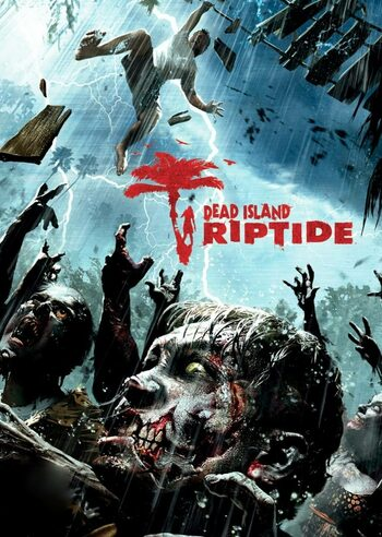 Dead Island Riptide Steam Key EUROPE