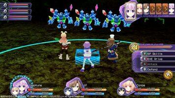 Hyperdimension Neptunia Re;Birth1 PS Vita