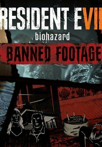 Resident Evil 7 Biohazard: Banned Footage Vol.2 (DLC) Steam Key GLOBAL