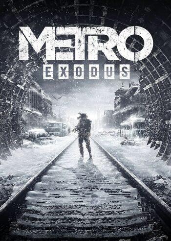 Metro Exodus clé Steam GLOBAL