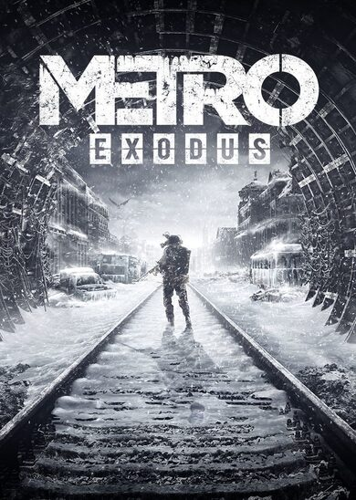 Metro Exodus Epic Games Key GLOBAL