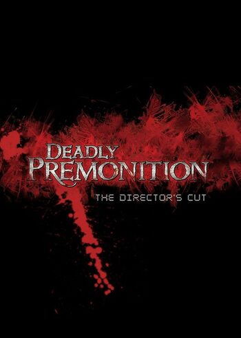 Deadly Premonition (The Director's Cut) Steam Key GLOBAL